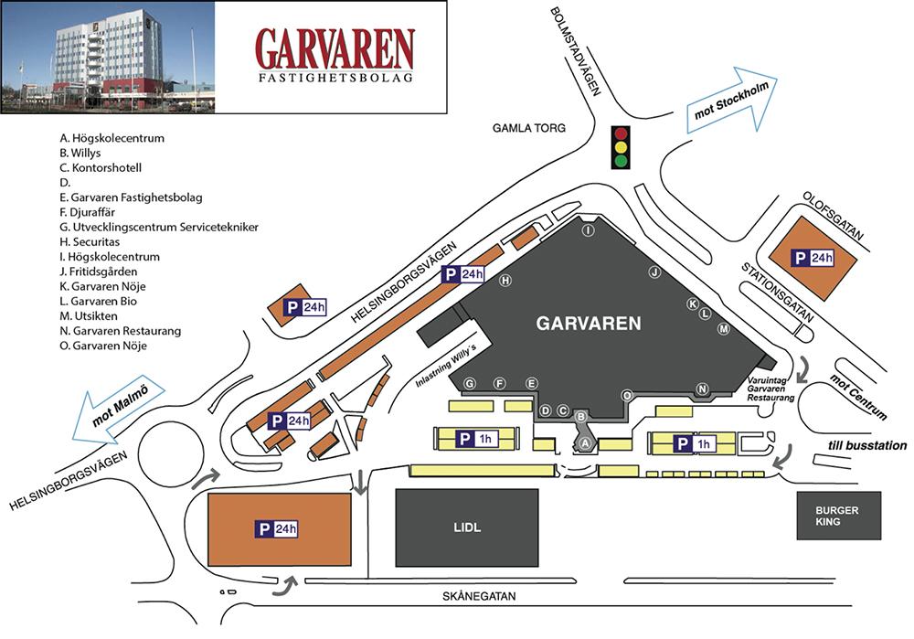 Karta Garvaren